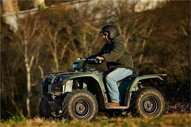 2018 Yamaha Kodiak 450 EPS in Tamworth, New Hampshire - Photo 7