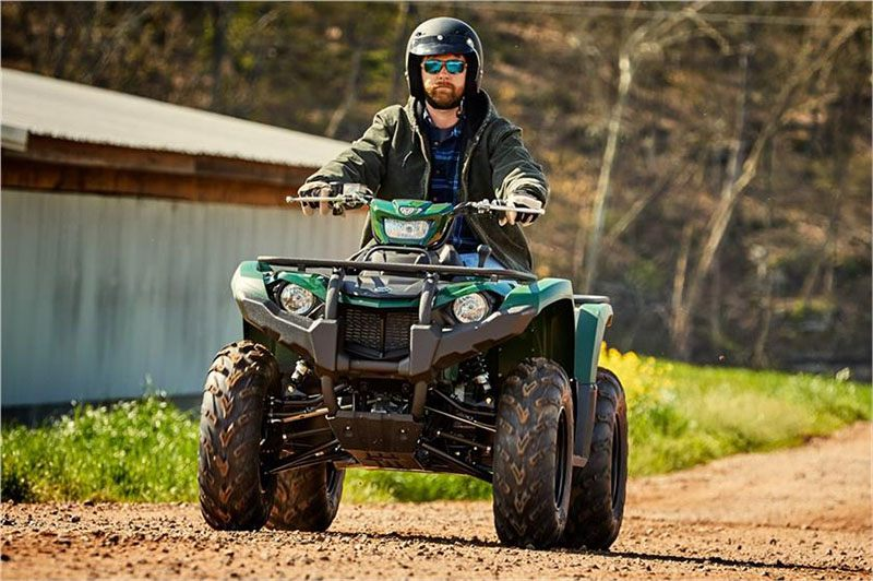 2018 Yamaha Kodiak 450 EPS in Tamworth, New Hampshire