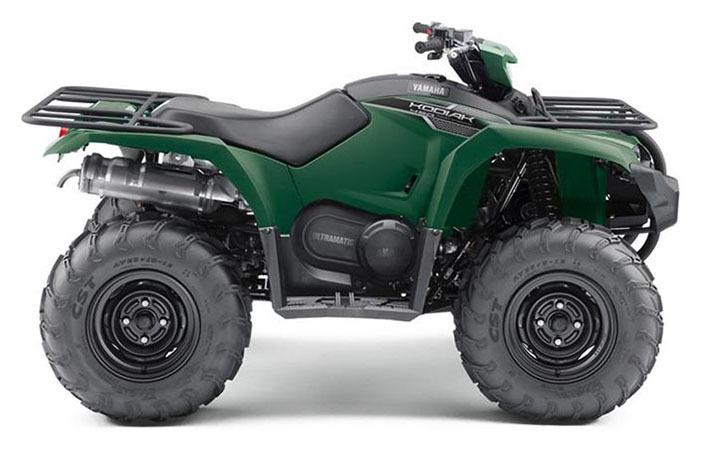 2018 Yamaha Kodiak 450 EPS in Clarence, New York - Photo 1