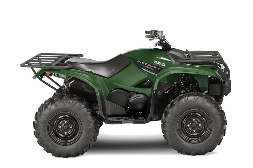 2018 Yamaha Kodiak 700 in Tamworth, New Hampshire