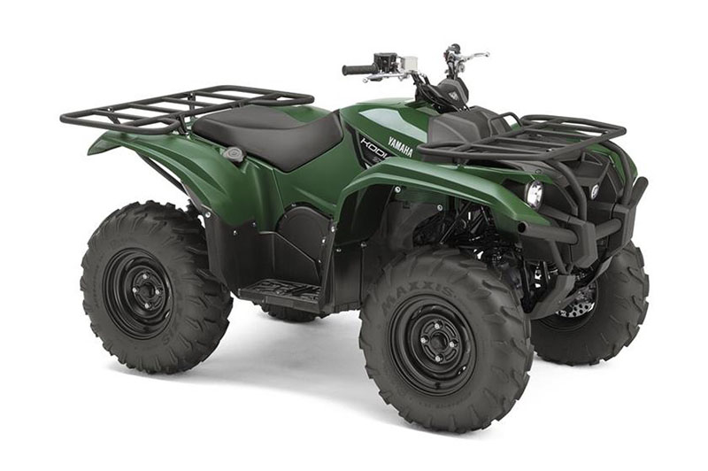 2018 Yamaha Kodiak 700 in Dimondale, Michigan