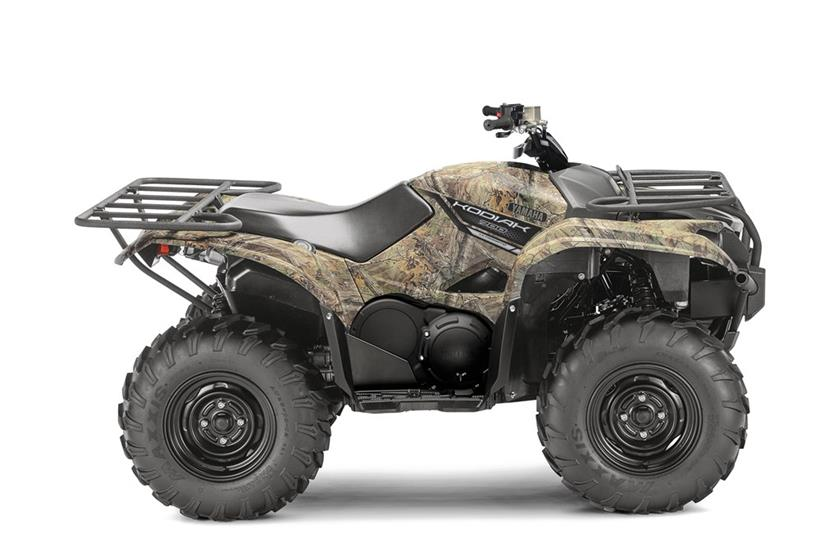 2018 Yamaha Kodiak 700 in Phillipston, Massachusetts