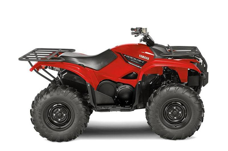 2018 Yamaha Kodiak 700 in Asheville, North Carolina