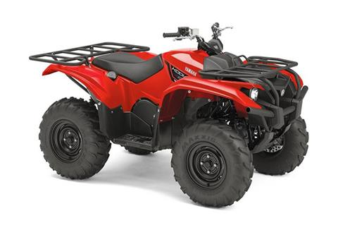 2018 Yamaha Kodiak 700 in Santa Clara, California