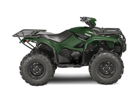 2018 Yamaha Kodiak 700 EPS in Saint Johnsbury, Vermont
