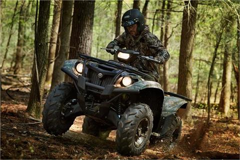 2018 Yamaha Kodiak 700 EPS in Bemidji, Minnesota