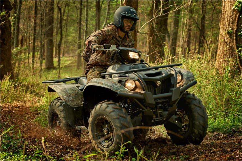 2018 Yamaha Kodiak 700 EPS in Rock Falls, Illinois