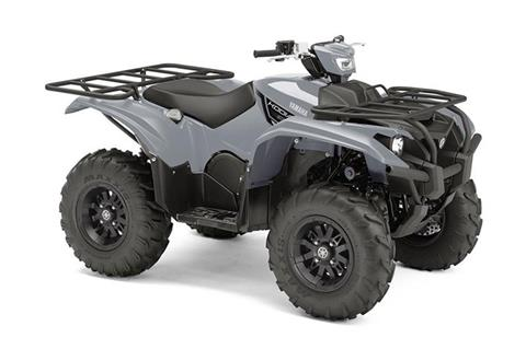 2018 Yamaha Kodiak 700 EPS in Brilliant, Ohio - Photo 8