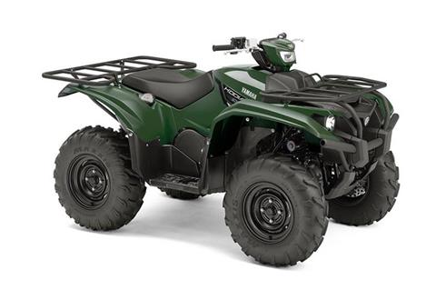 2018 Yamaha Kodiak 700 EPS in Phillipston, Massachusetts