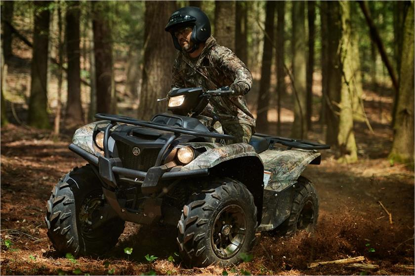 2018 Yamaha Kodiak 700 EPS in Paw Paw, Michigan