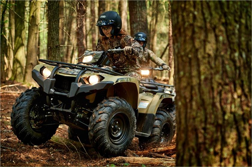 2018 Yamaha Kodiak 700 EPS in Centralia, Washington