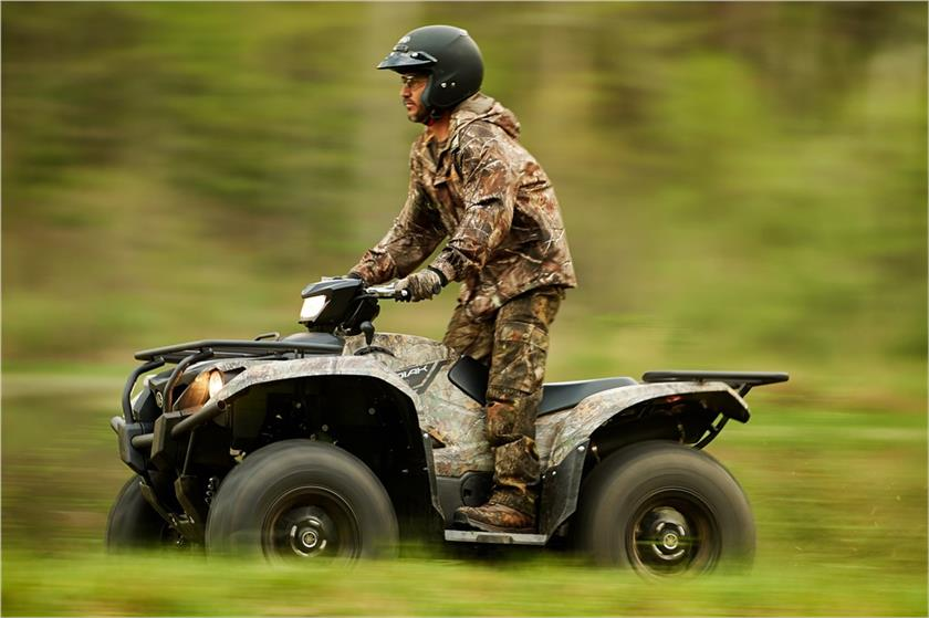 2018 Yamaha Kodiak 700 EPS in Northampton, Massachusetts