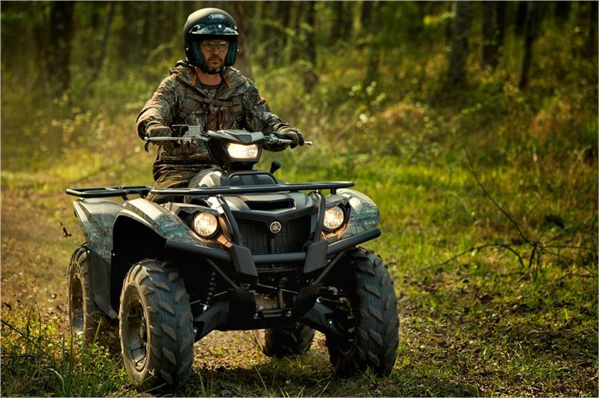 2018 Yamaha Kodiak 700 EPS in Weirton, West Virginia