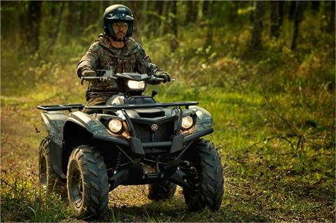 2018 Yamaha Kodiak 700 EPS in Union Grove, Wisconsin