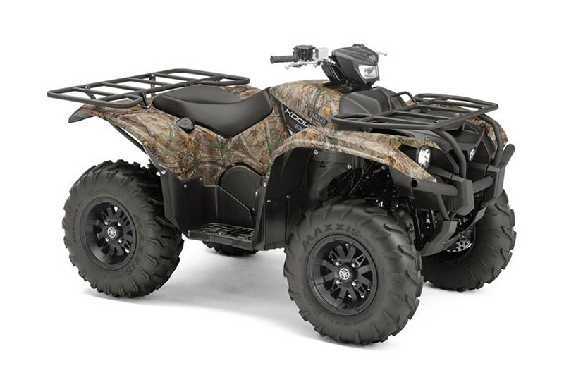 2018 Yamaha Kodiak 700 EPS in Unionville, Virginia