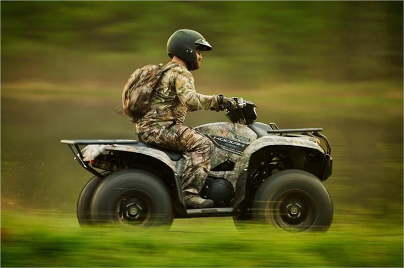 2018 Yamaha Kodiak 700 EPS in Spring Mills, Pennsylvania