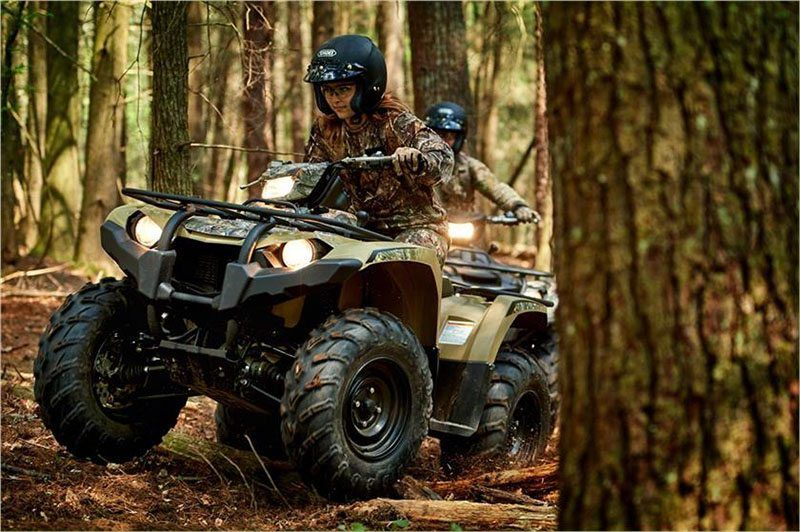 2018 Yamaha Kodiak 700 EPS in Middletown, New Jersey