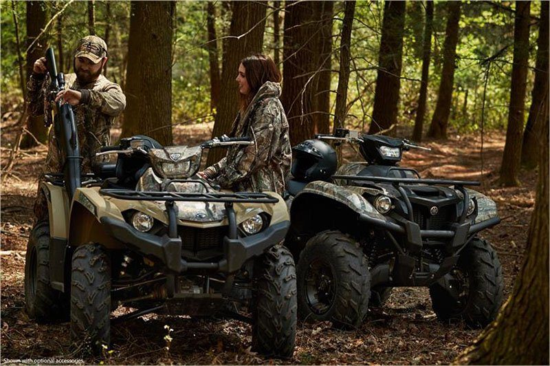 2018 Yamaha Kodiak 700 EPS in Harrisburg, Illinois