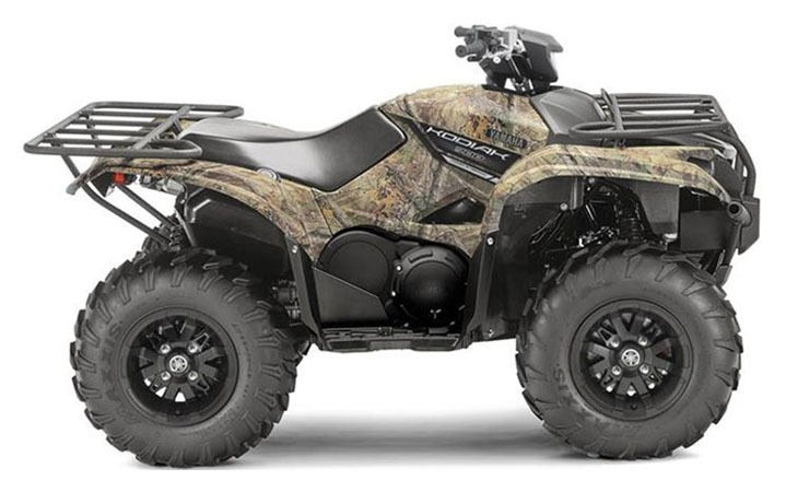 2018 Yamaha Kodiak 700 EPS in Denver, Colorado - Photo 1
