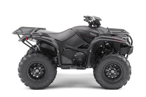2018 Yamaha Kodiak 700 EPS SE in Saint Johnsbury, Vermont