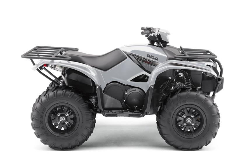 2018 Yamaha Kodiak 700 EPS SE in Garberville, California