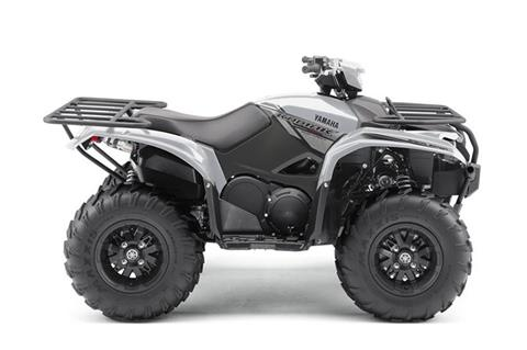 2018 Yamaha Kodiak 700 EPS SE in Danbury, Connecticut
