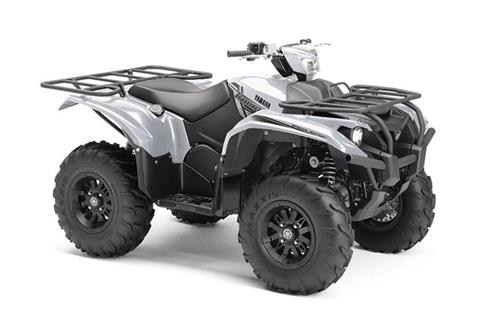 2018 Yamaha Kodiak 700 EPS SE in Danville, West Virginia