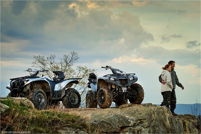 2018 Yamaha Kodiak 700 EPS SE in Dayton, Ohio - Photo 8