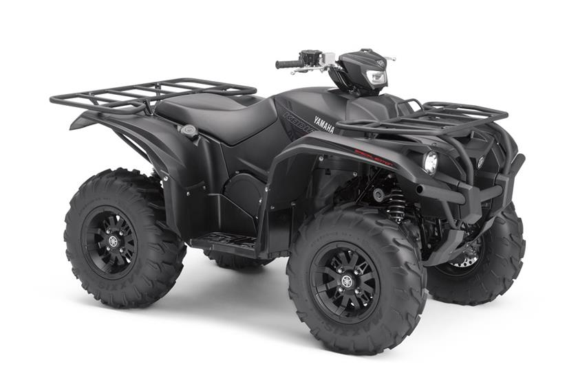 2018 Yamaha Kodiak 700 EPS SE in Springfield, Ohio