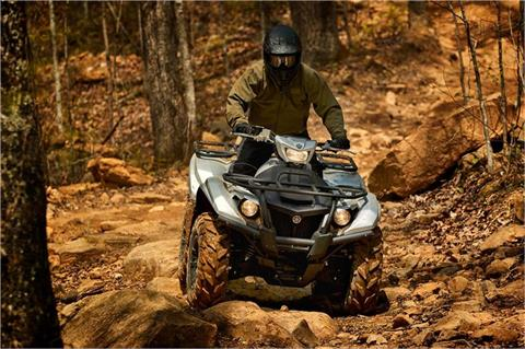 2018 Yamaha Kodiak 700 EPS SE in Tamworth, New Hampshire