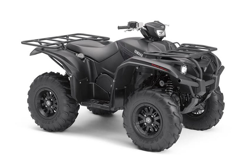 2018 Yamaha Kodiak 700 EPS SE in Mount Vernon, Ohio