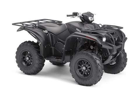2018 Yamaha Kodiak 700 EPS SE in Belle Plaine, Minnesota