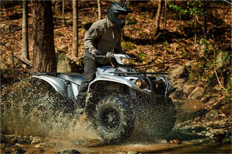 2018 Yamaha Kodiak 700 EPS SE in Huntington, West Virginia