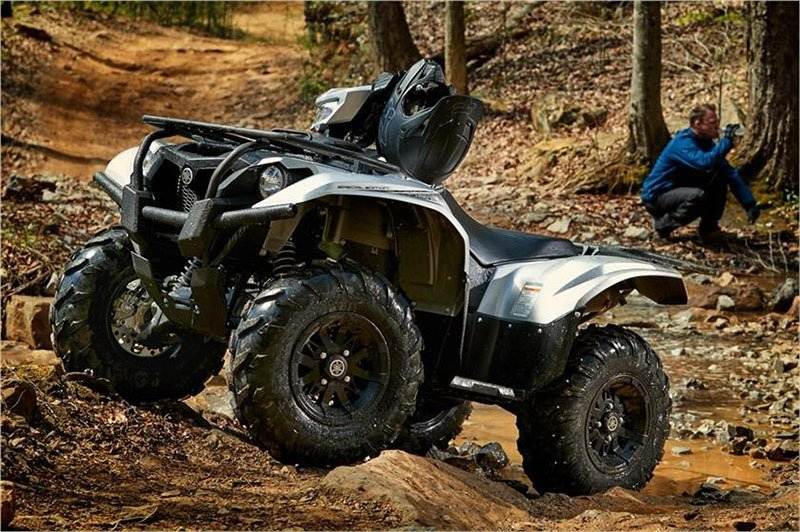 2018 Yamaha Kodiak 700 EPS SE in Middletown, New Jersey