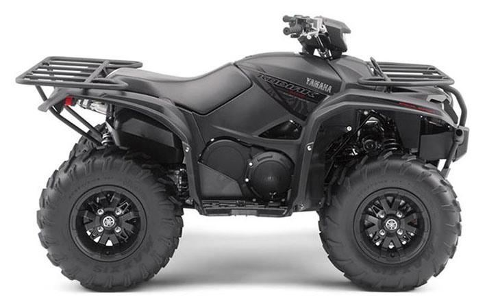 2018 Yamaha Kodiak 700 EPS SE in Olympia, Washington