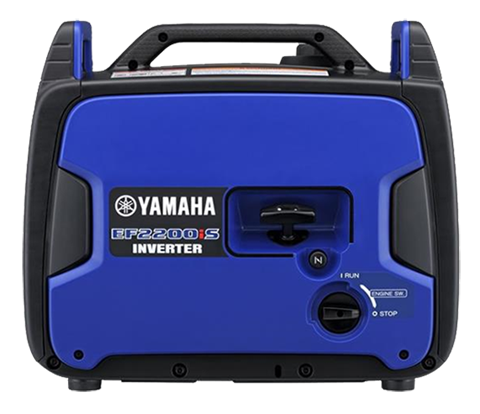 2018 Yamaha EF2200iS Generator in Greenville, North Carolina