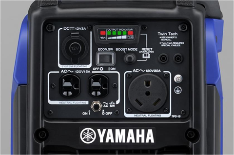 2018 Yamaha EF2200iS Generator in Appleton, Wisconsin - Photo 10