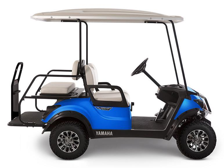 2018 Yamaha Adventurer Sport 2+2 (Electric) in Ruckersville, Virginia