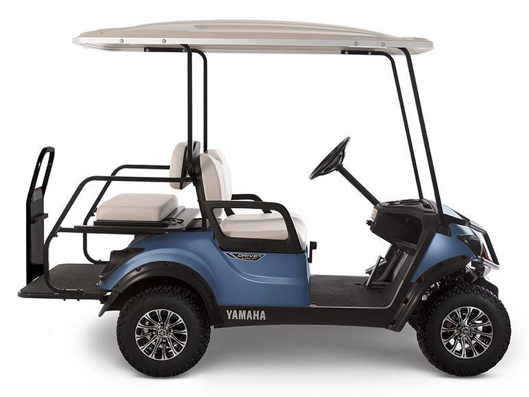 2018 Yamaha Adventurer Sport 2+2 (Electric) in Haubstadt, Indiana
