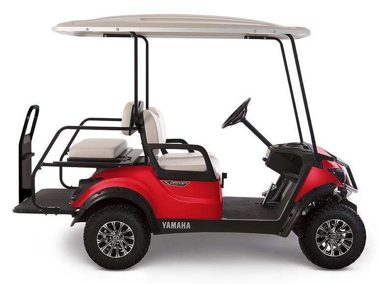 2018 Yamaha Adventurer Sport 2+2 (Electric) in Shawnee, Oklahoma