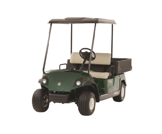 New 2018 yamaha adventurer two ac electric golf carts in for Yamaha golf cart gas vs electric