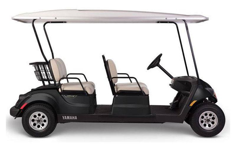 2018 Yamaha Concierge 4 (AC Electric) in Shawnee, Oklahoma