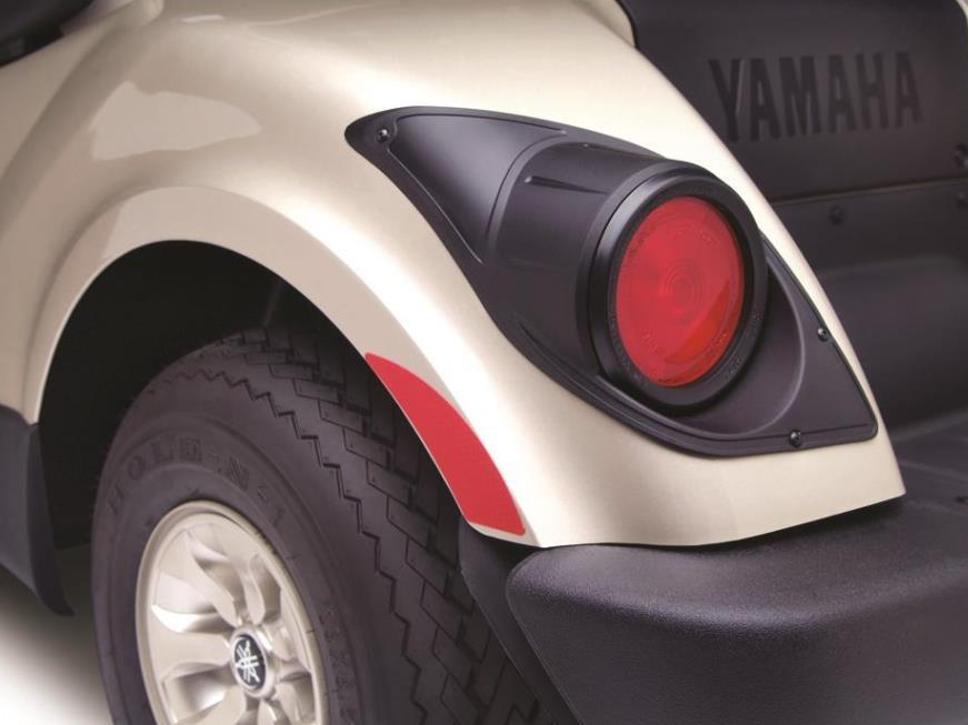 2018 Yamaha Concierge 6 (AC) in Ruckersville, Virginia