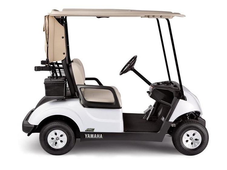 New 2018 yamaha the drive2 fleet dc golf carts in for Yamaha golf cart gas vs electric