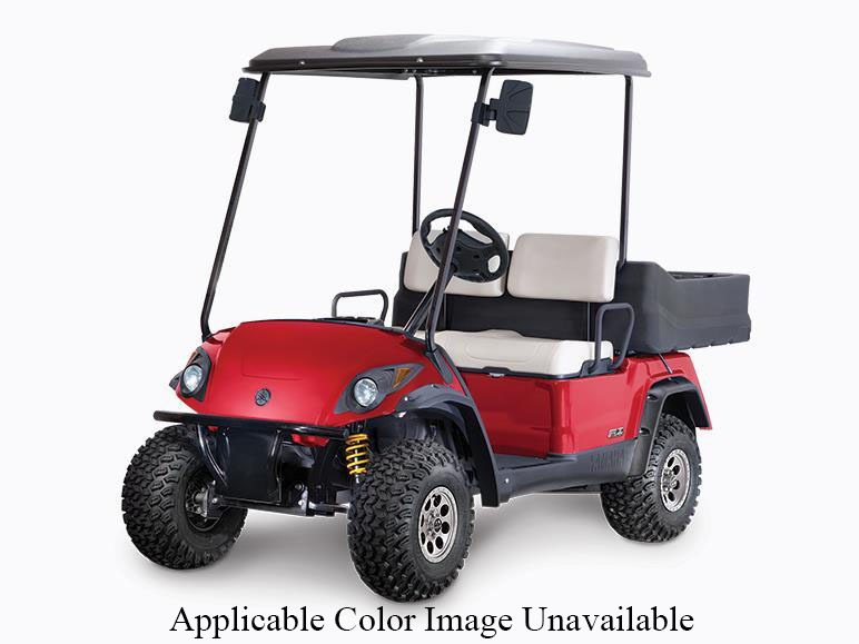 New 2018 yamaha adventurer sport gas golf carts in for Yamaha golf cart gas vs electric