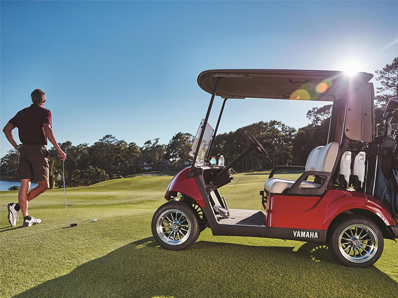 2018 yamaha the drive2 fleet gas efi golf carts otsego for Yamaha dealers minnesota