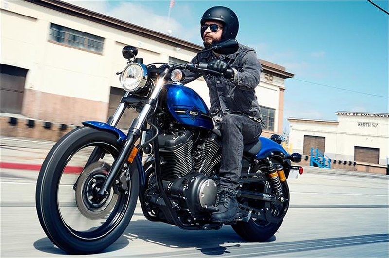 2018 Yamaha Bolt R-Spec in Manheim, Pennsylvania