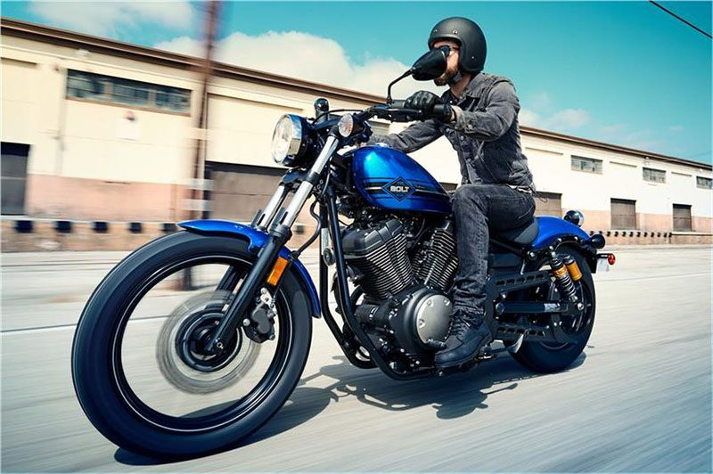 2018 Yamaha Bolt R-Spec in Santa Clara, California