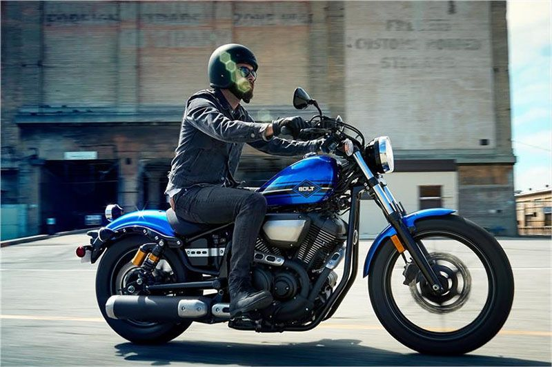 2018 Yamaha Bolt R-Spec in North Mankato, Minnesota