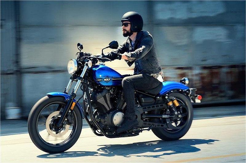 2018 Yamaha Bolt R-Spec in Belle Plaine, Minnesota